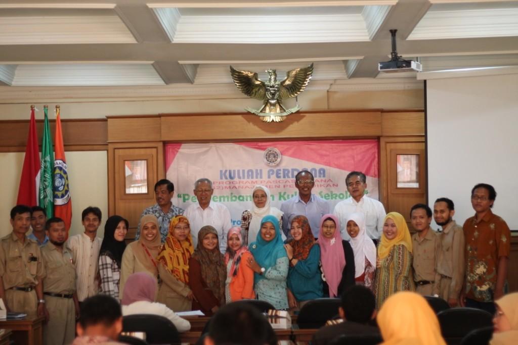 Kuliah Perdana Gasal 2014/2015