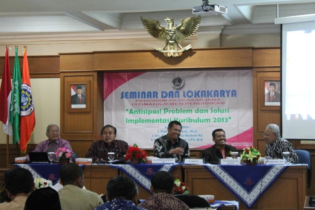 Seminar Lokakarya