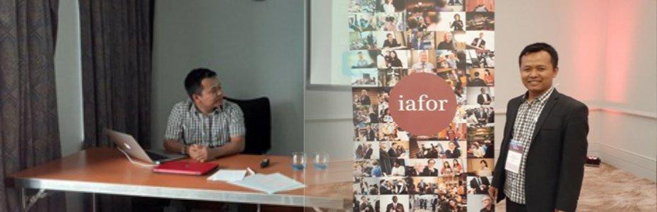 Dosen S2 MP UAD Menjadi Pembicara Seminar di Inggris